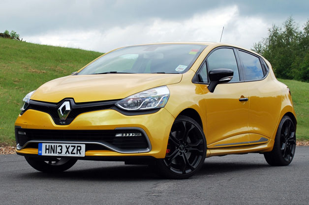 2014 Renault Clio RS 200 Turbo