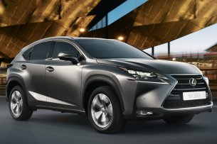 2015 Lexus NX 200t from Europe